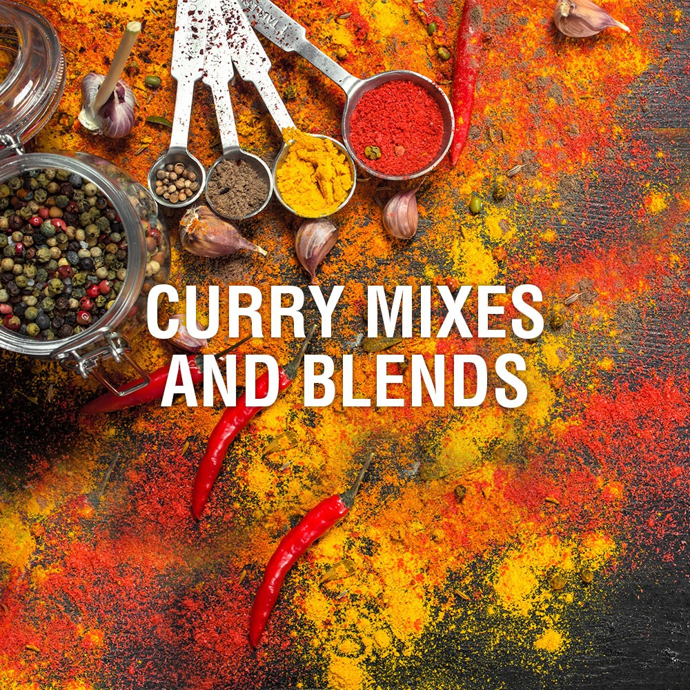 Curry Powders and Blends